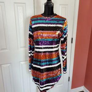 Dresses & Skirts - Sequins Party Dress